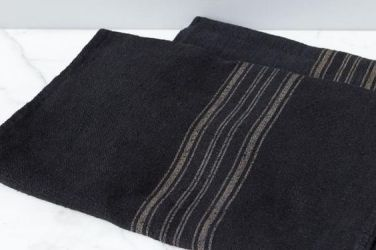 https://etuhome.com/collections/found-decorative-accents/products/black-linen-grainsack-caramel-stripe