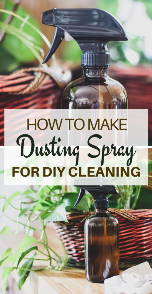 dusting spray